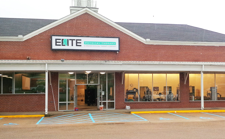 Forest MS Elite Physical Therapy Clinic Exterior