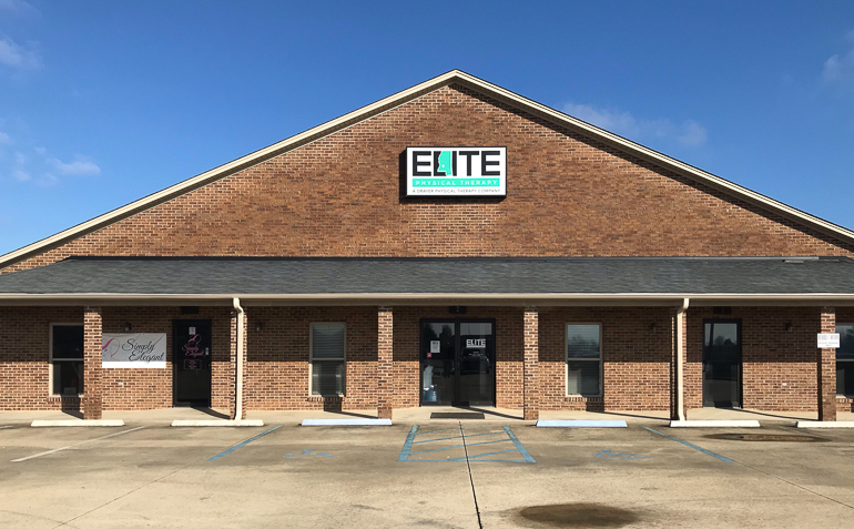 Brooksville MS Elite Physical Therapy Clinic Exterior