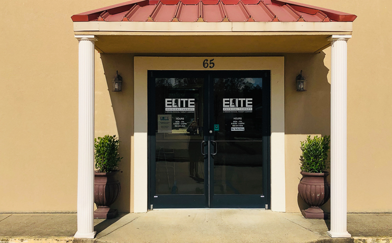 East Columbus MS Elite Physical Therapy Clinic Exterior