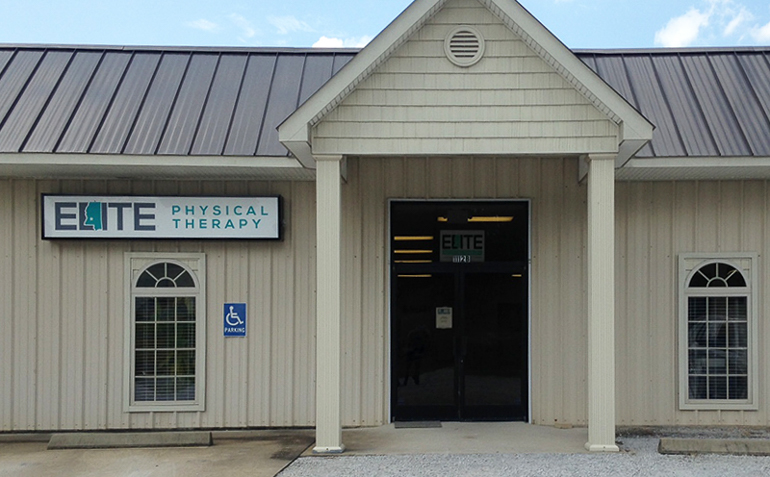 Iuka MS Elite Physical Therapy Clinic Exterior