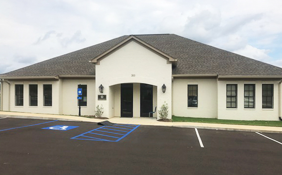 Oxford MS Elite Physical Therapy Clinic Exterior