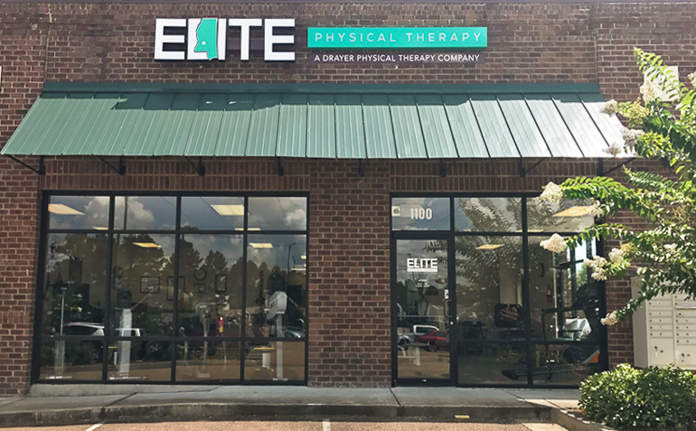 Pearl MS Elite Physical Therapy Clinic Exterior