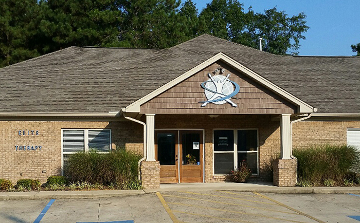 Saltillo MS Elite Physical Therapy Clinic Exterior