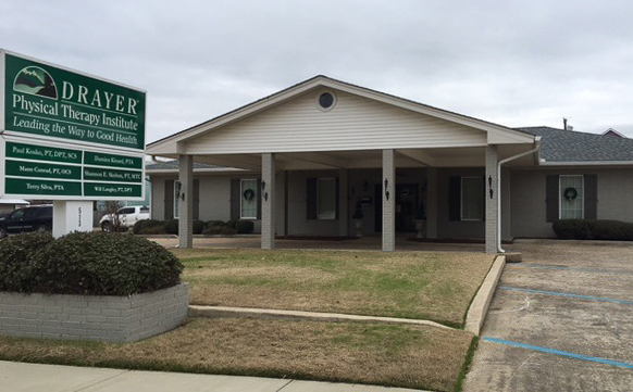 Starkville MS Elite Physical Therapy Clinic Exterior