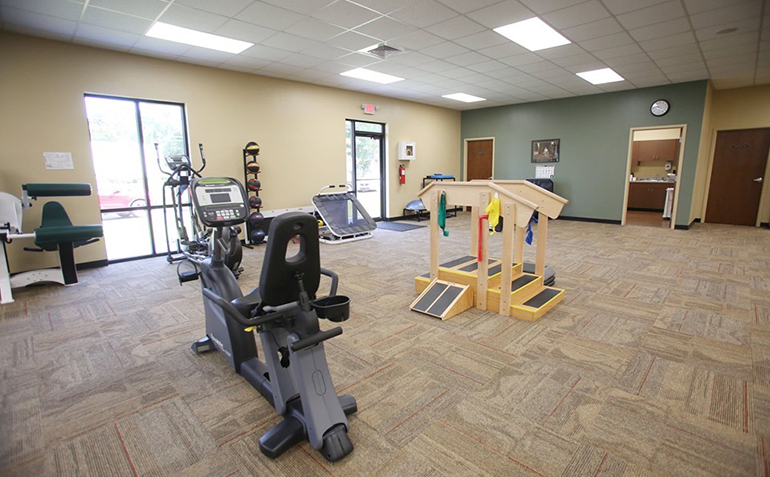 BenchMark Physical Therapy, Clinton, MS Rehabilitation Equipment